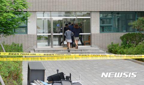 バ韓国・延世大学で爆発テロ発生
