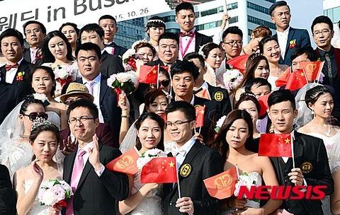バ韓国で結婚式だなんて正気の沙汰とは思えない