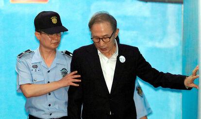 犯罪者しか大統領になれないバ韓国