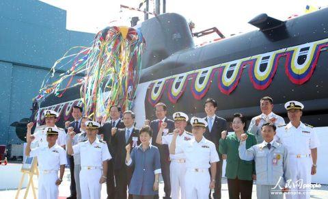 バ韓国・海軍潜水艇が突如爆発!!