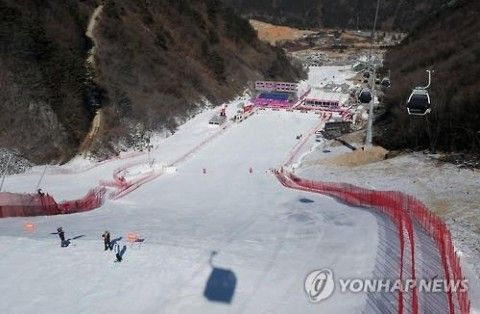 いまだ開催されるか分からない平昌冬季五輪