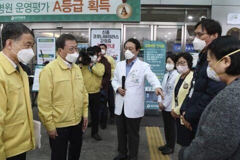 文在寅保有国のバ韓国でウイルス拡散が止まらない