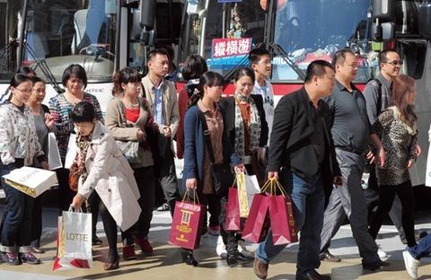 日本に来れない最下層の中国人が観光する所でしかないバ韓国
