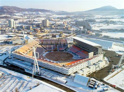 バ韓国・平昌冬季五輪、工事代金が未だ未払いとかwww