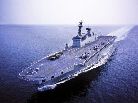 バ韓国の軍事力は世界最低