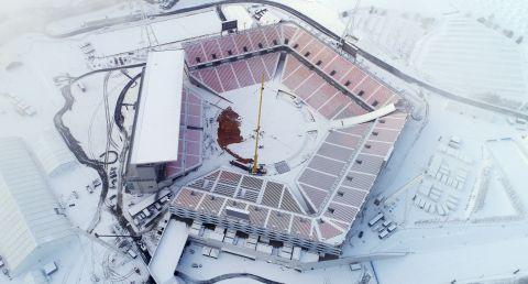 凍死者が続出しそうなバ韓国・平昌冬季五輪