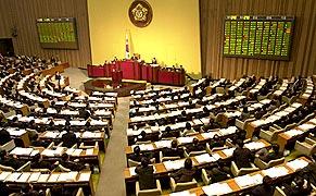 国会補選で圧勝した韓国与党