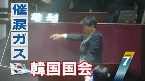 韓国での国会