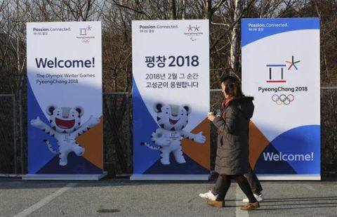 バ韓国の平昌冬季五輪は見る気がしない