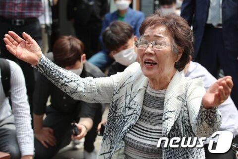 金欲しさに偽証を繰り返すバ韓国のキチガイ婆