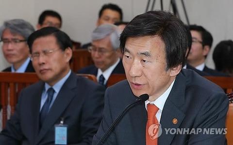 韓国人同士で喧嘩するより、北と喧嘩しては?
