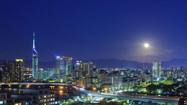 画像】福岡と名古屋どっちが都会だと思う?いい勝負だよね : 教養速報