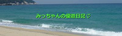 ブログタイトル屋久島