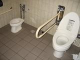 金沢駅のトイレ