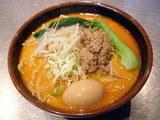 担々麺 850円 + 味玉 100円