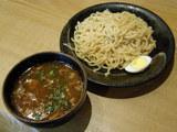 つけ皿麺 辛味噌汁 650円