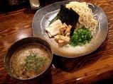 つけ麺 もつ 750円 ⇒ 375円