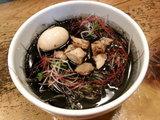 ブラックレイン 780円 + 味玉 100円