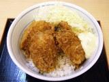大つぶカキ丼 梅 672円
