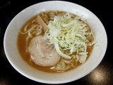 ラーメン 太麺 650円