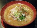 浮糀味噌と胡麻のらぁ麺 1200円