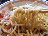 イタ郎 麺のアップ
