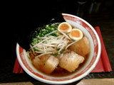 生姜ラーメン 750円 + 味玉 + 海苔