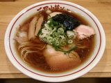西中煮干鰮 850円 + 福岡県うまか卵の味付玉子 150円