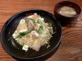 蟹と海老の酸辣チャーハン 720円
