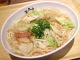 野菜そば 850円→420円