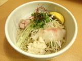 鯛のぶっかけ和え麺 塩 850円