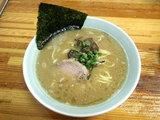 太麺ラーメン 630円