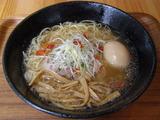 塩らぁ麺 de ポルチーニ
