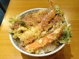 春野菜天丼 850円