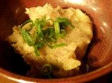 牡蠣の潮つけ麺 魚介バター