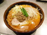 豚骨スープカレー麺 800円