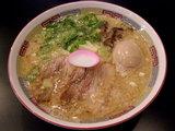 ラーメン 580円 + 味玉