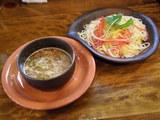 つけ麺 秋刀魚鶏白湯 780円