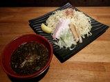 黒みそ魚介つけ麺 850円