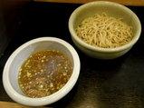 塩つけ麺 750円