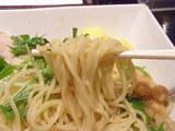 ジュレじゅーしー 麺のアップ