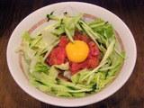 トマトジャージャー麺 850円