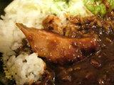 湘南黒カレー豚トロ アップ画像