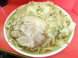 ラーメン 野菜ニンニク 500円