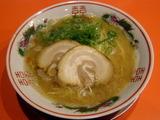 久留米ラーメン 700円