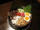 冷やし巧らー麺 醤油味 900円