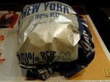 ニューヨーク・バーガー パッケージ