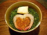 翡翠丼 800円
