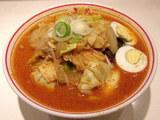 五目味噌タンメン 900円