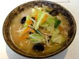 めんめん野菜塩淡麺 800円